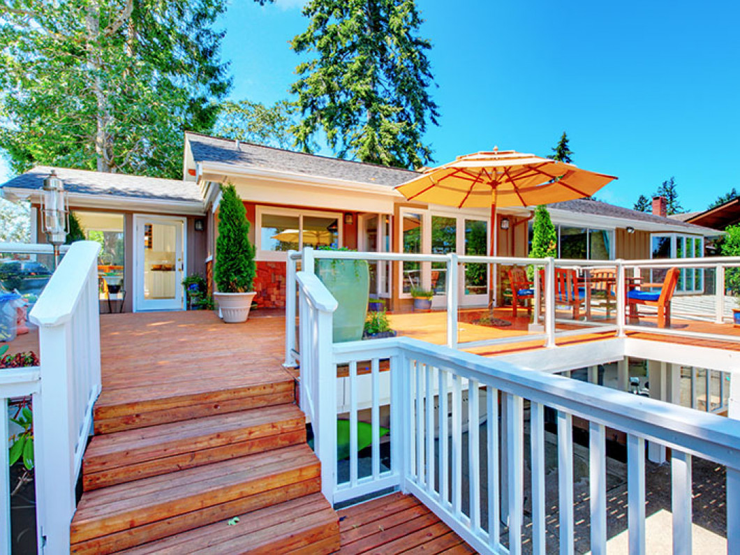 Design a Beautiful Deck for Your Home